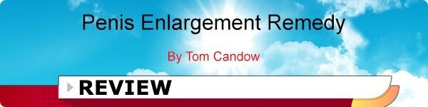 Penis Enlargement Remedy Review